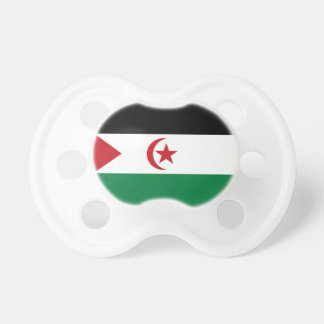 Sahrawi Arab Democratic Republic Pacifier