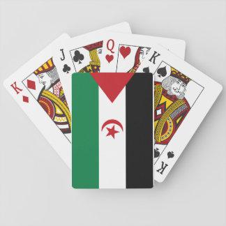 Sahrawi Arab Democratic Republic Playing Cards