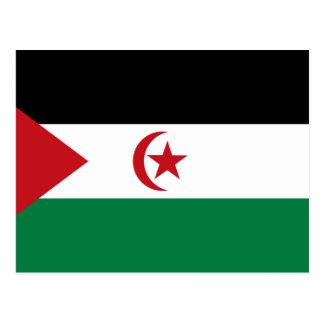 Sahrawi Arab Democratic Republic Postcard