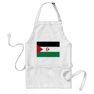 Sahrawi Arab Democratic Republic Standard Apron