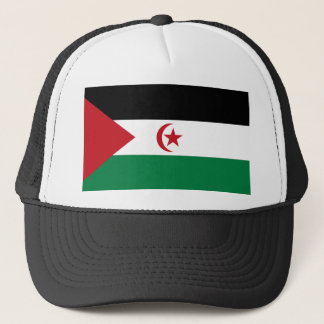 Sahrawi Arab Democratic Republic Trucker Hat