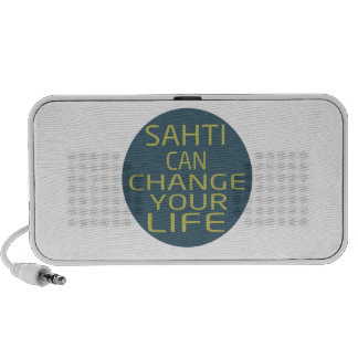 Sahti Can Change Your Life iPhone Speakers