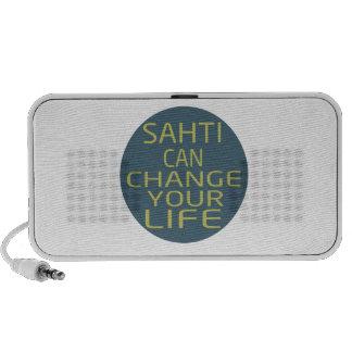 Sahti Can Change Your Life iPhone Speakers