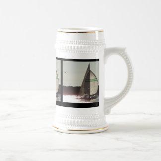 Saiboat Ocean Mug