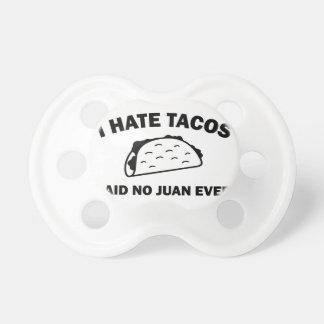 Said No Juan Ever Dummy