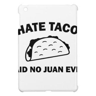 Said No Juan Ever iPad Mini Cover