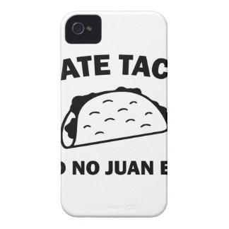 Said No Juan Ever iPhone 4 Cases