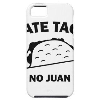 Said No Juan Ever iPhone 5 Case