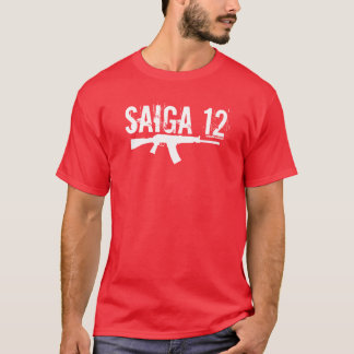 Saiga 12 - Team Shirt