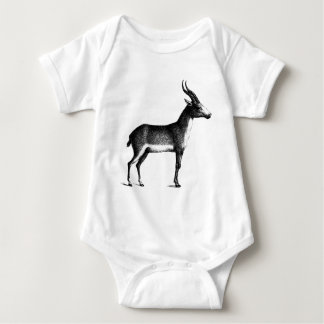 Saiga Antelope Baby Bodysuit