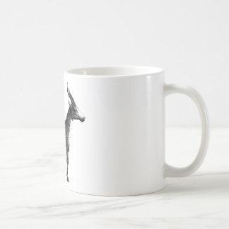 Saiga Antelope Coffee Mug