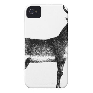 Saiga Antelope iPhone 4 Cases