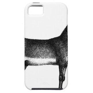 Saiga Antelope iPhone 5 Case