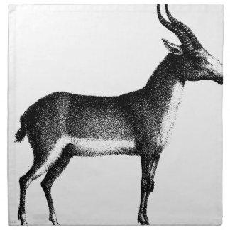Saiga Antelope Napkin