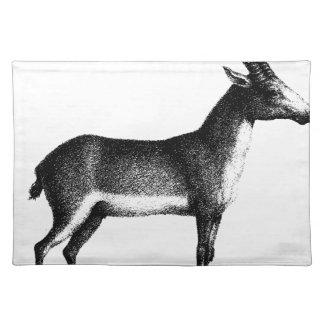 Saiga Antelope Placemat