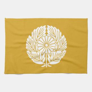 Saigo prosperity tea towel