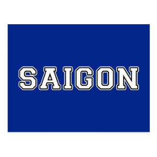 Saigon Postcard