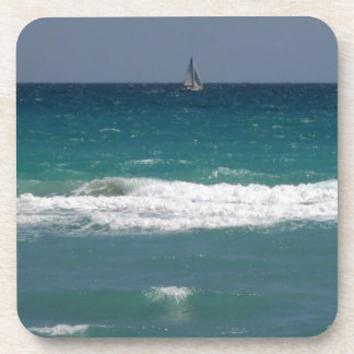 Sail Away Beverage Coaster