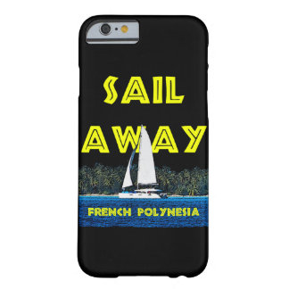 Sail Away Bora Bora Barely There iPhone 6 Case