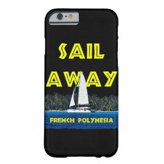 Sail Away Bora Bora Barely There iPhone 6 Case