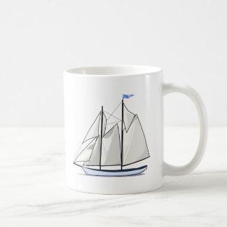 Sail Away Coffee Mug