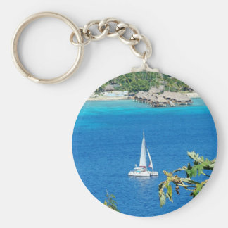 Sail Away Key Ring