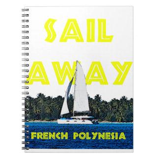 Sail Away Notebooks
