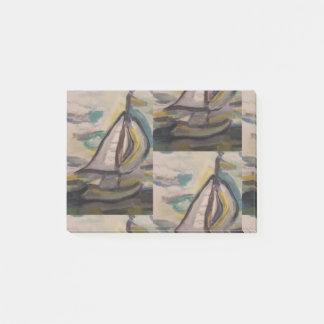 Sail Away Notepads