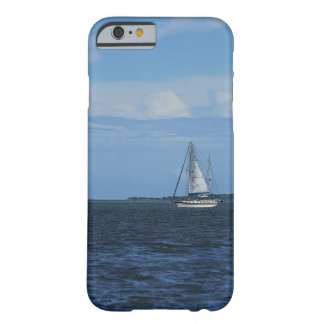 Sail Away Painterly Barely There iPhone 6 Case