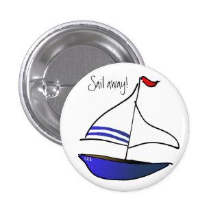 Sail Away Pin