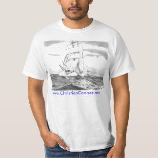 Sail Away shirt by Christian Conner