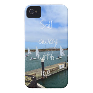 Sail Away with Me iPhone 4 Case-Mate Case