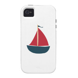 Sail Boat iPhone 4 Covers