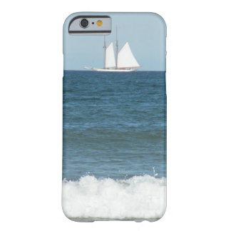 Sail Boat Floating on the Ocean Cell Phone Case