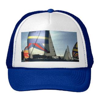 Sail Boat Hat