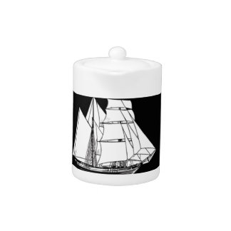 sail boat in the water