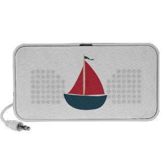Sail Boat Portable Speakers