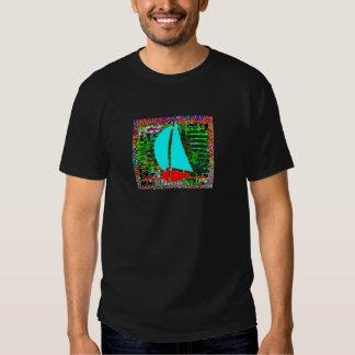 Sail into Lagoons T Shirt