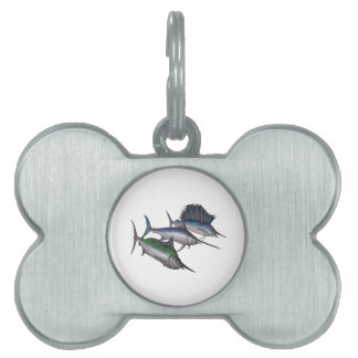 Sail into the Abyss Pet Tag