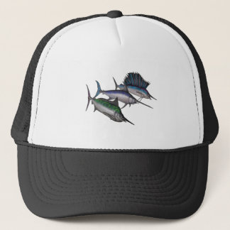 Sail into the Abyss Trucker Hat