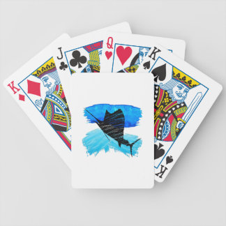 SAIL IS UP BICYCLE PLAYING CARDS