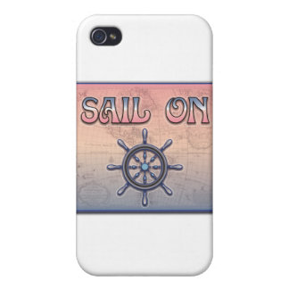 Sail On iPhone 4 Cover
