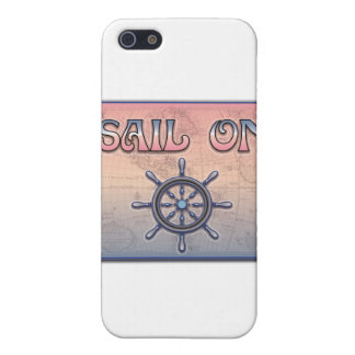 Sail On Cover For iPhone 5