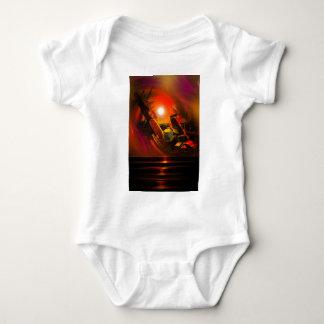 Sail romance baby bodysuit