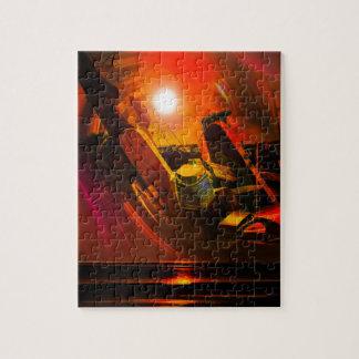 Sail romance jigsaw puzzle