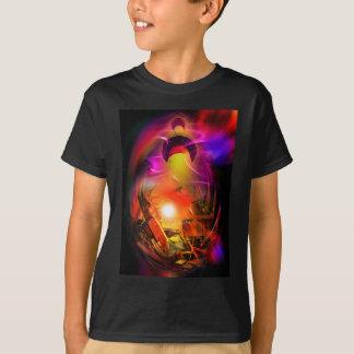 Sail romance - time tunnel T-Shirt