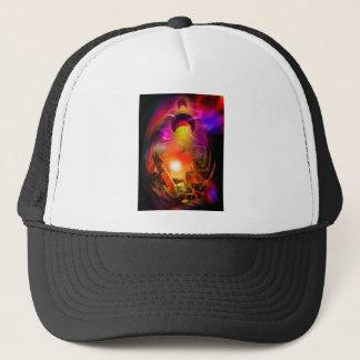 Sail romance - time tunnel trucker hat