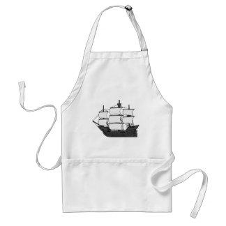 Sail Ship Standard Apron