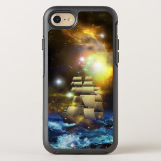 Sail Ship Universe OtterBox Symmetry iPhone 8/7 Case