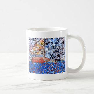 Sail the Sea & Set Your Heart and Spirit Free Coffee Mug
